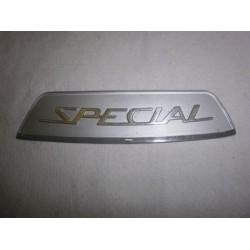 Anagrama trasero LI Silver Special.