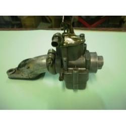 Carburador Dellorto SH1/18+Tubo Admision.