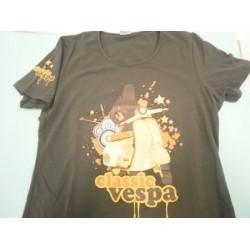 Camiseta 'Vespa Classic' señora.