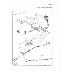TABLA 10 DESPIECE: FRENO TRASERO