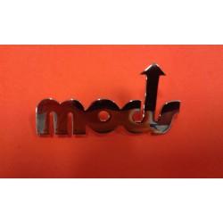 ANAGRAMA CROMADO 'MODS'