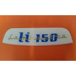 ANAGRAMA TRAS. S3 'LAMBRETTA LI150'