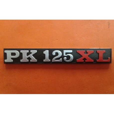 ANAGRAMA 'PK125XL'