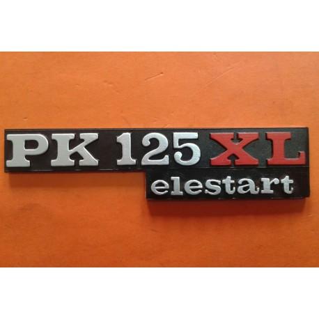 ANAGRAMA 'PK125XL ELESTART'