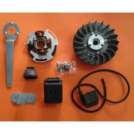 KIT ELECTRONICO CASA LAMBRETTA GP/DL