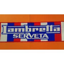 BUFANDA 'LAMBRETTA SERVETA'