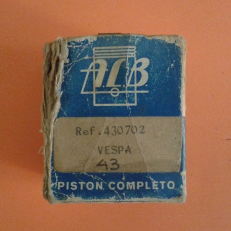 PISTON VESPA 50 (43.00) (N.O.S.)