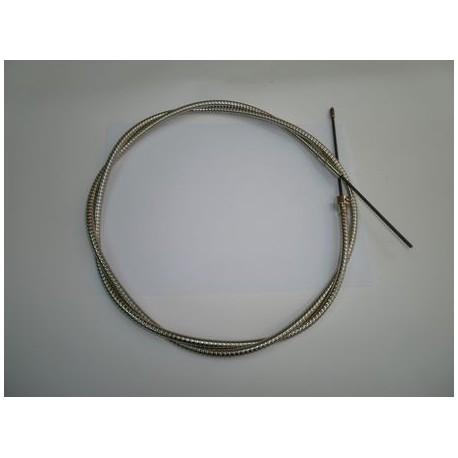Cable y funda del cambio 'Teleflex'. D/LD.