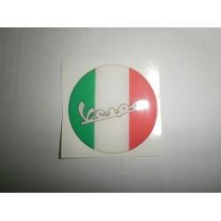 Adhesivo en resina Vespa 'Italia'.