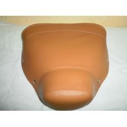 Tapiceria asiento individual marron camell. (Replica). S2/S3.
